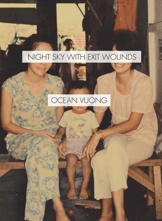 the night sky with exit wounds